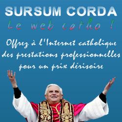 Sursum Corda, le low-cost du web catho | Création de sites Internet catholiques à bas prix